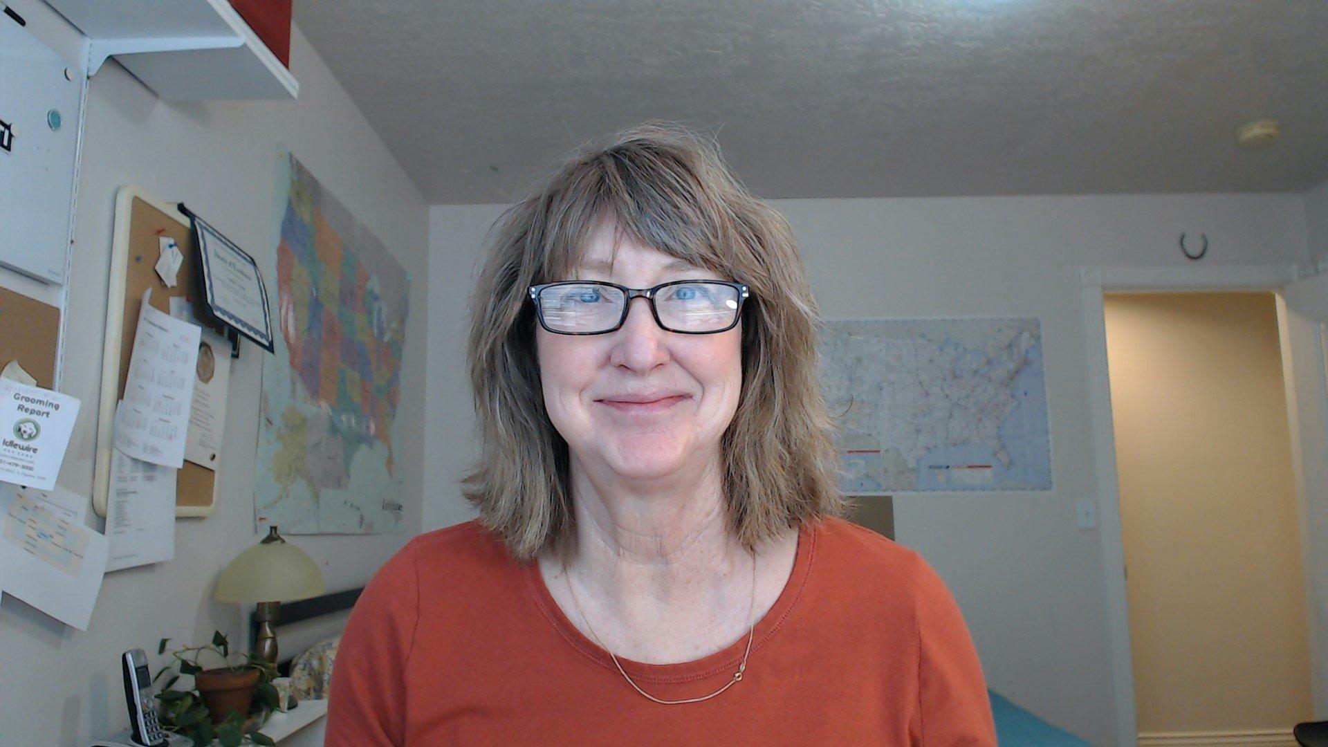 Linda Trost : webadmin